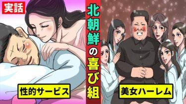 【ミステリー調査団】北朝鮮の美女集団「喜び組」…金正恩の夜の相手が仕事・・・